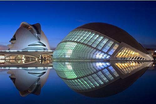 Complementaria 3/4 PRI: Ciudad de las Artes y las Ciencias