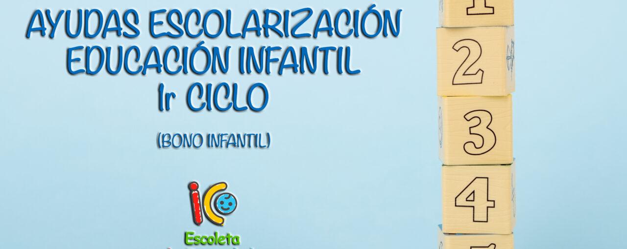 Bono Infantil Curso 20/21