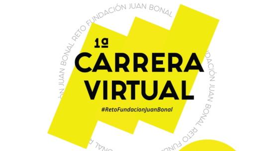 Fundación Juan Bonal convoca la I Carrera Solidaria Virtual